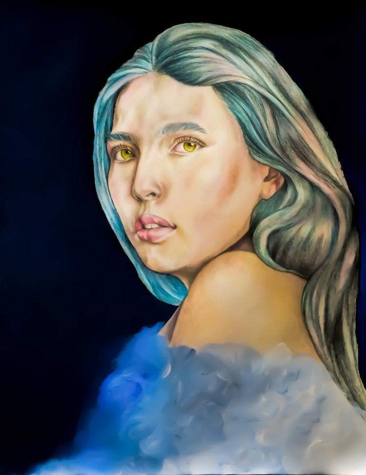 Timka Szőke - Blue_edited