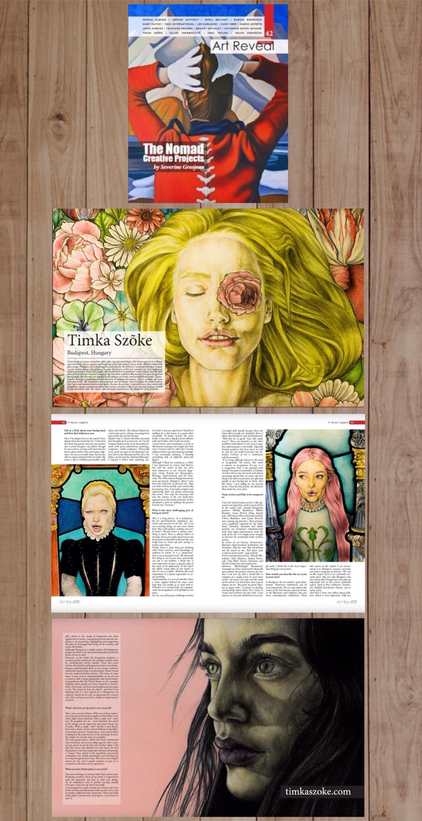 Art Reveal Magazine, issue 42