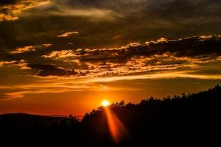 Sunrise/sunset photography