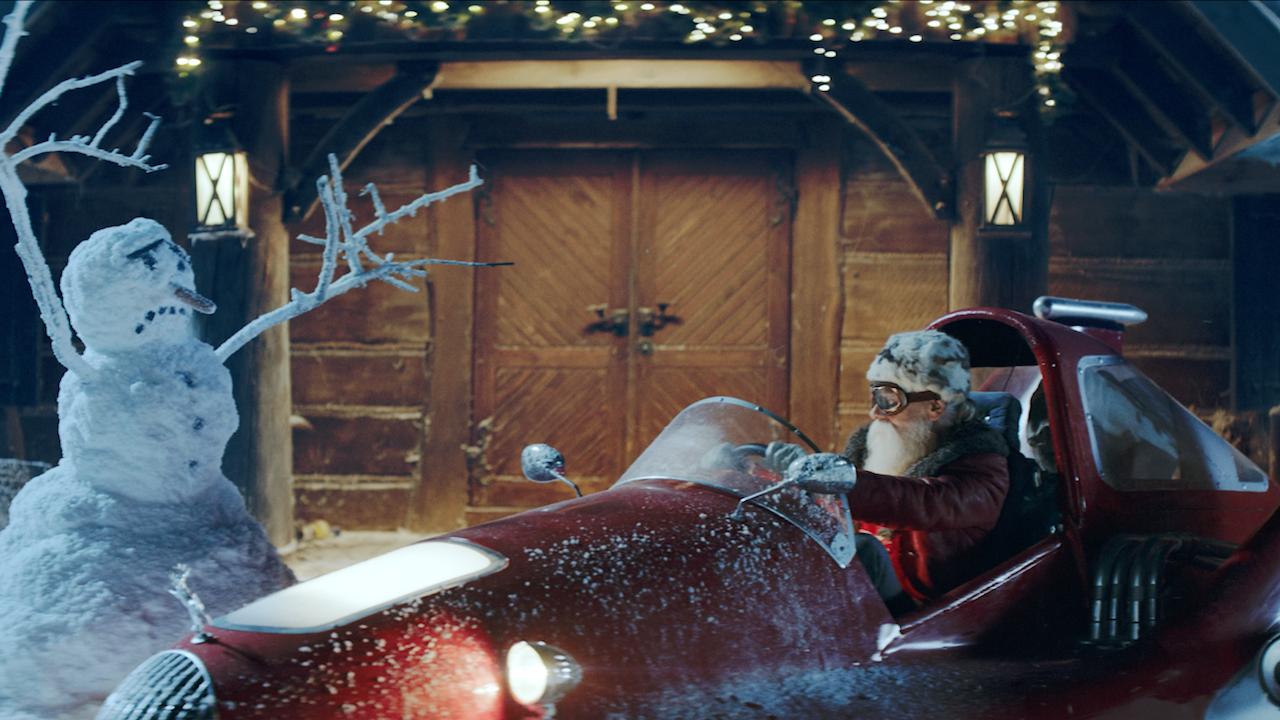 Santa's supplier
