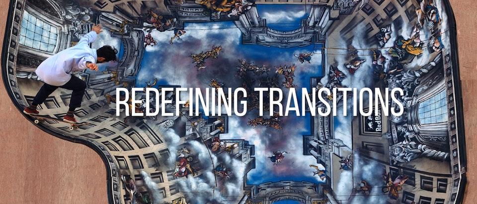 Tasos Kosmatopoulos - Redefining Transitions