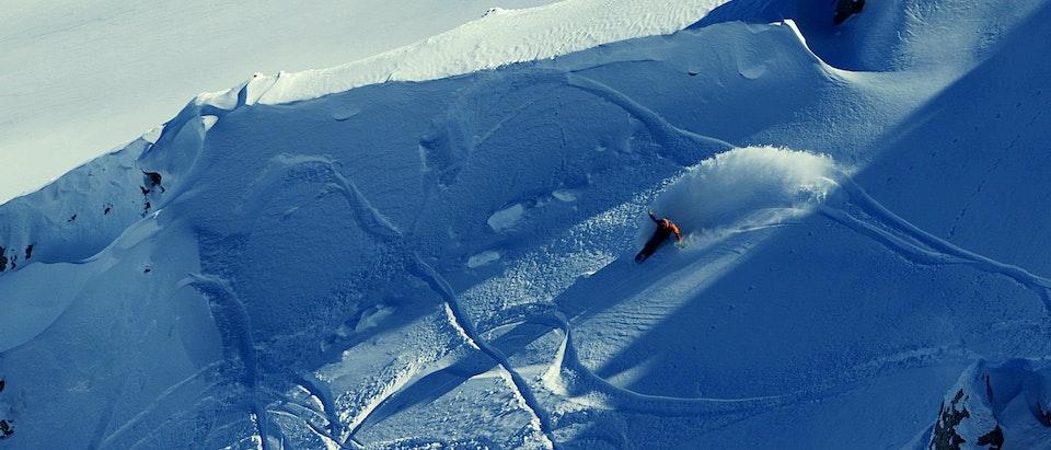 Stills - snowboarding