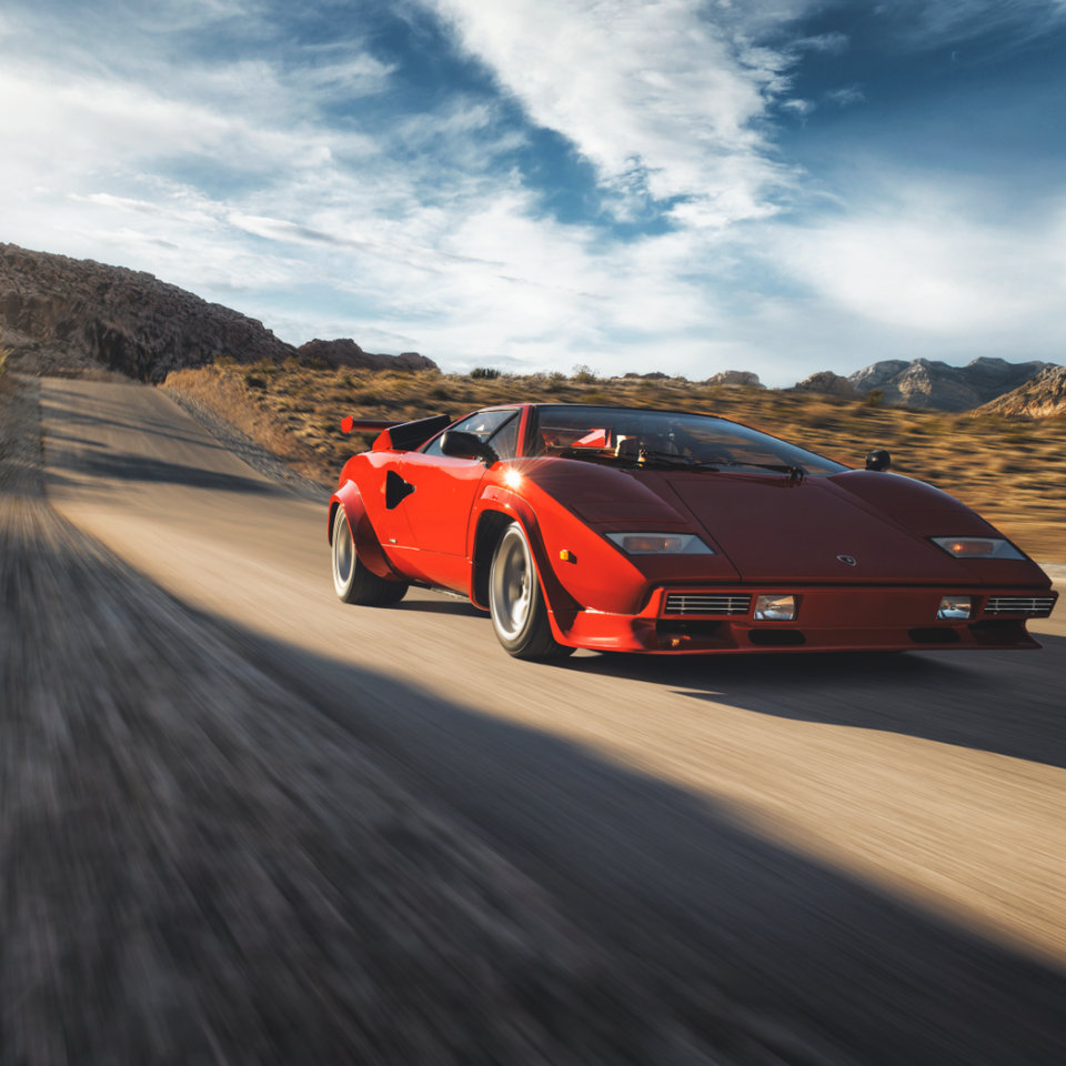 SHIRAKIPHOTO & DESIGN LLC - COUNTACH // Childhood Dream Becomes Reality