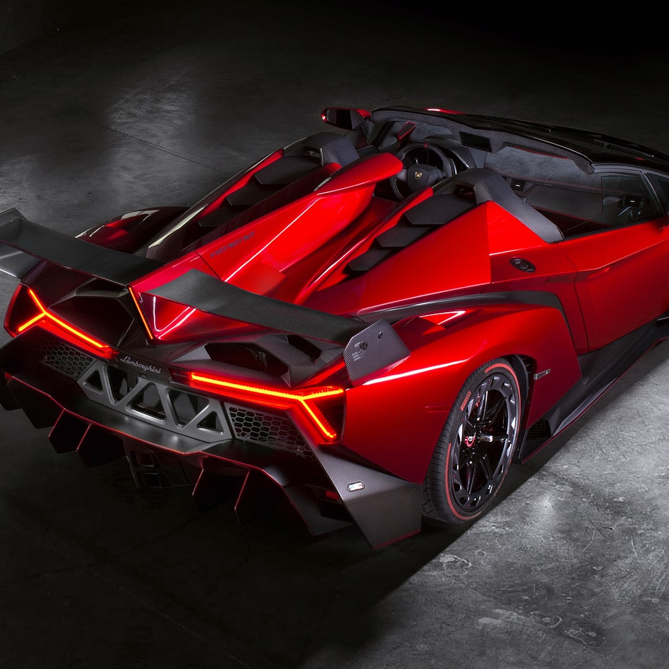 SHIRAKIPHOTO & DESIGN LLC - $4.6mil Lamborghini Veneno Roadster | Monster Audio Collaboration