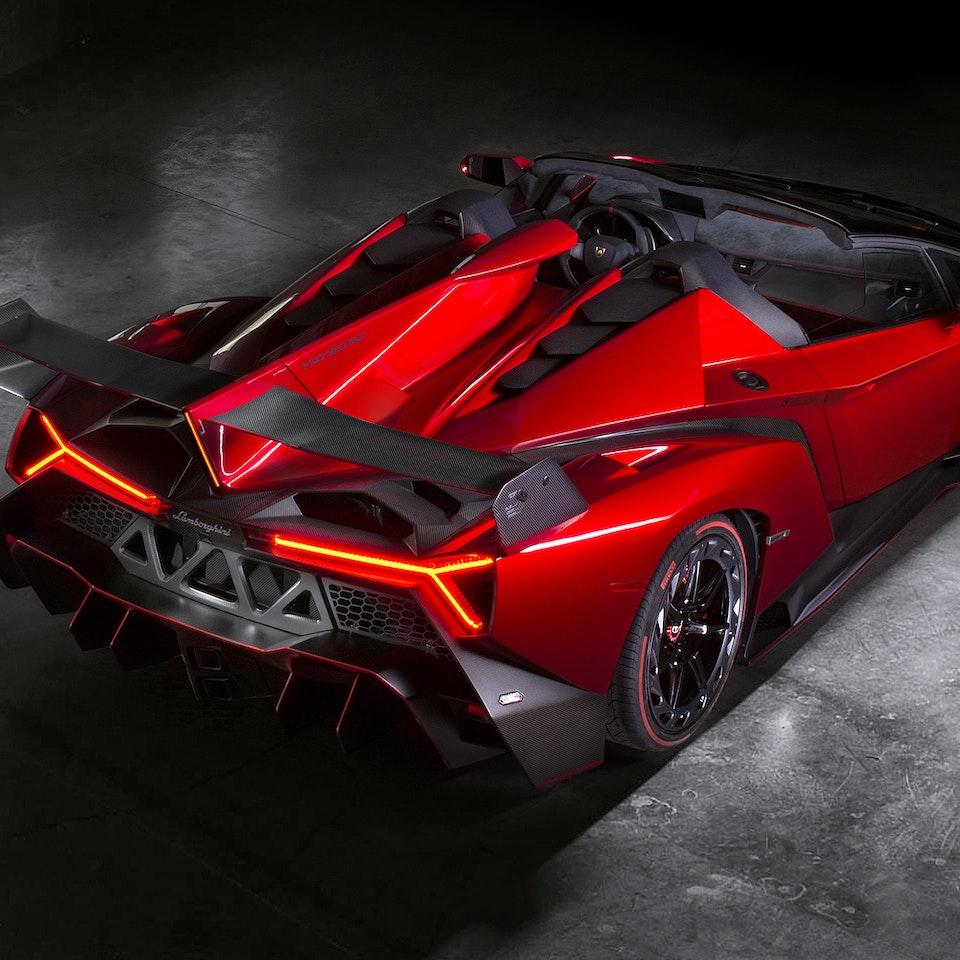 SHIRAKIPHOTO & DESIGN LLC - $4.6mil Lamborghini Veneno Roadster | Monster Audio Collaboration