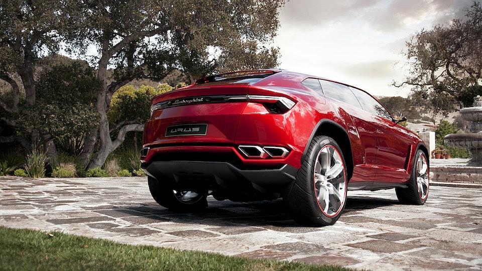 SHIRAKIPHOTO & DESIGN LLC - 2018 Lamborghini Urus SUV