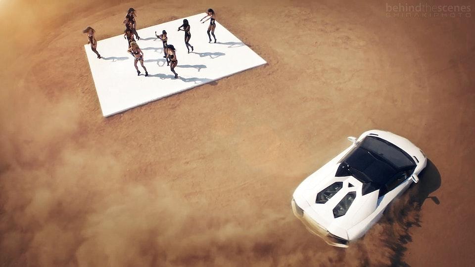 SHIRAKIPHOTO & DESIGN LLC - Britney Spears Work B*tch & Lamborghini