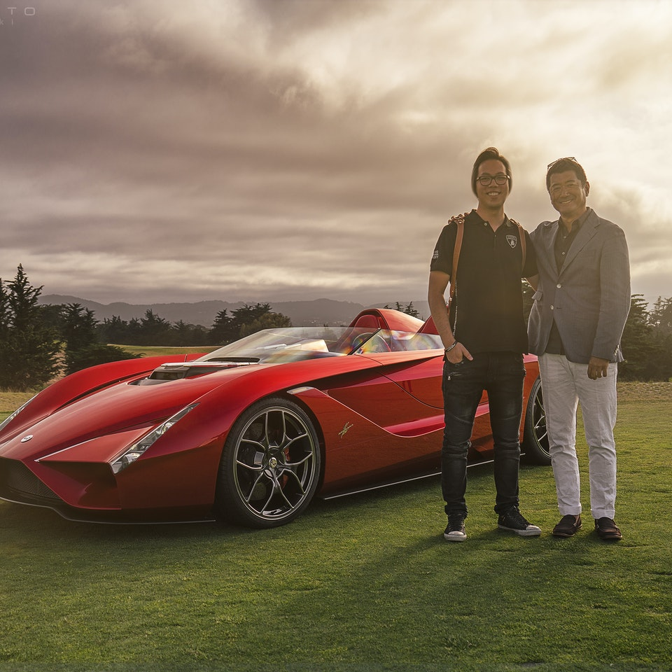 SHIRAKIPHOTO & DESIGN LLC - Ken Okuyama x ShirakiPhoto // KODE57 Enji World Debut