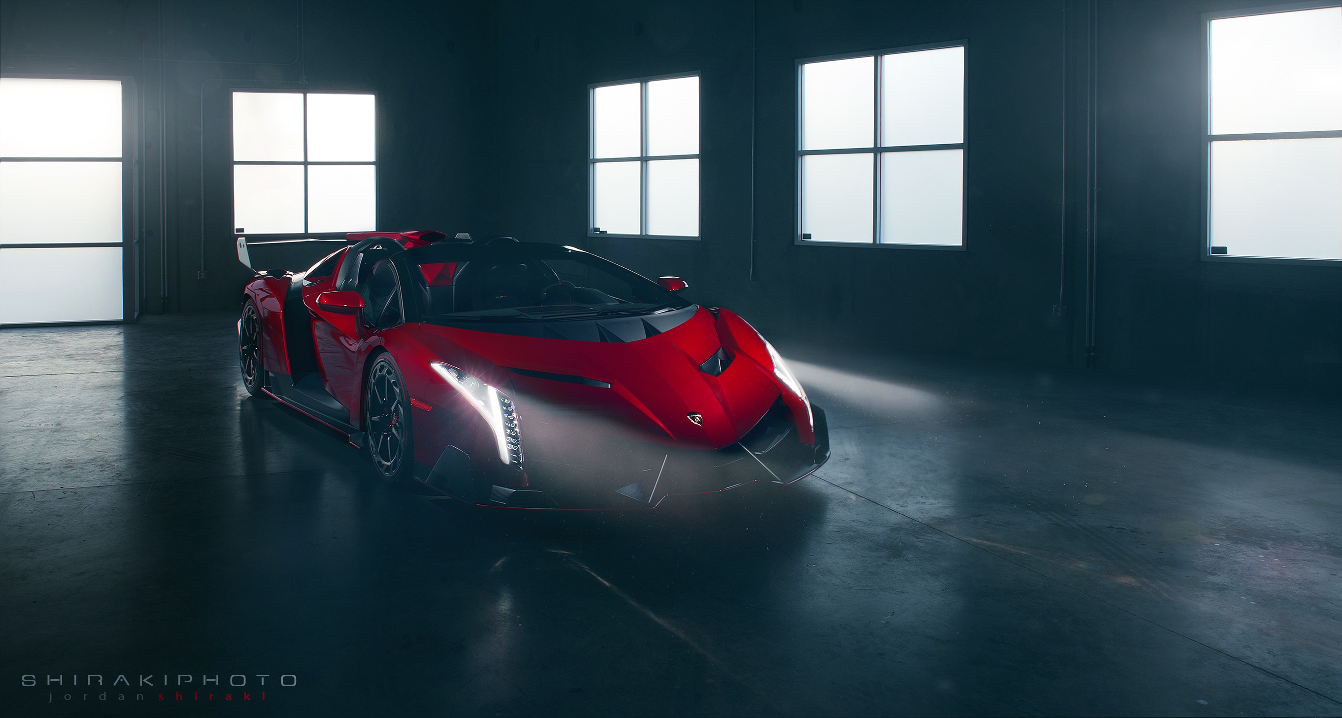 SHIRAKIPHOTO & DESIGN LLC - Veneno Roadster Headlights FINAL