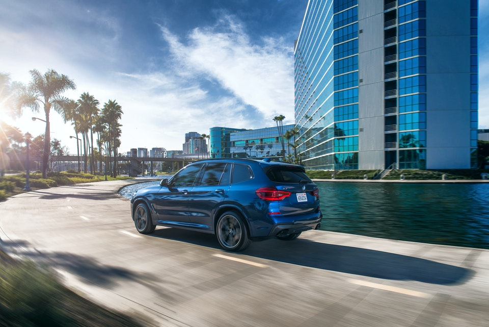 SHIRAKIPHOTO & DESIGN LLC - BMW x3 m40i | x5 | 340i | 530e // usa ad campaign