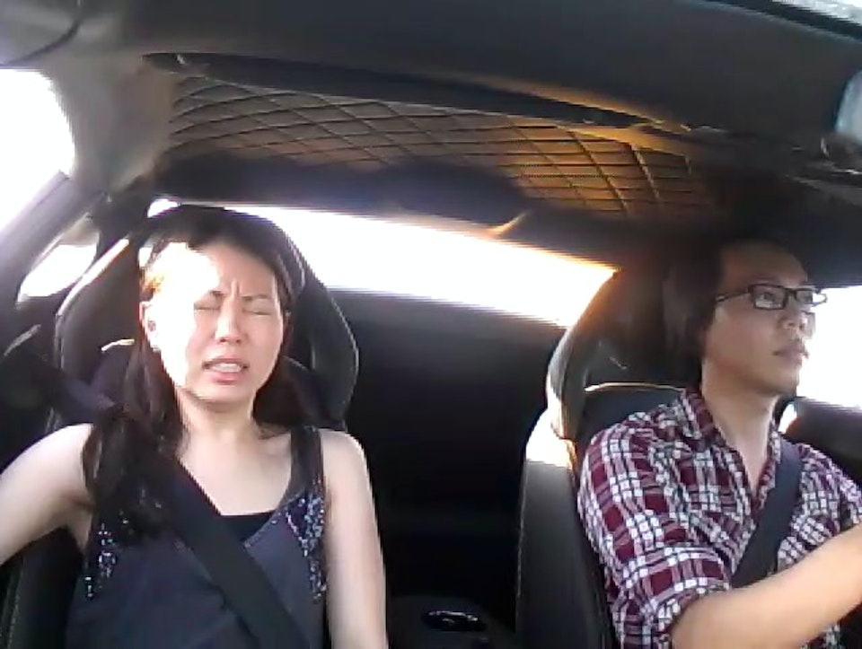 SHIRAKIPHOTO & DESIGN LLC - Big Sis Payback: Reaction to First Ride in a Lamborghini
