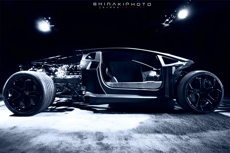 SHIRAKIPHOTO & DESIGN LLC - Lamborghini LP700 Aventador: First Photoshoot in the US