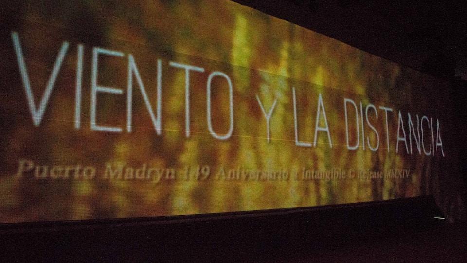 El Viento y La Distancia. 2014