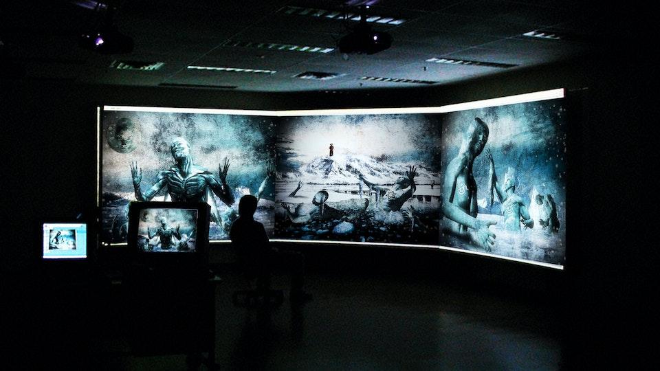 Video Instalación/ Video Installation